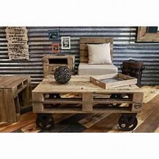 tavoli da salotto tavolino industriale da salotto in legno di abete con