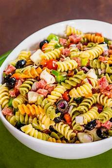 Recipes For Pasta Salad Recipe Pasta Salads To Make All Year Food Olip