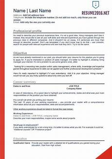 How To Complete A Resume Image Result For Complete Cv For Tailor Master Download