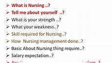 Interview Questions For Nurse Managers Nursing Interview Nursing Interview Questions And Answers
