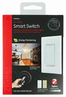 Ge Light Switch Smart Ge In Wall Smart Switch White 45856ge Best Buy