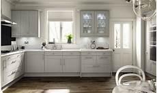 Grey Kitchens Broadoak Partridge Grey Bespoke Fitted Kitchens Wigan