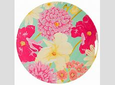 Hothouse Floral Melamine Dinner Plate   Pack of 2   Lunch