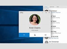 Microsoft teases Hand off like feature for phone calls in