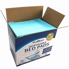 medokare disposable incontinence bed pads hospital 1500ml
