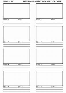 Web Page Storyboard Template Storyboards 14183840lm