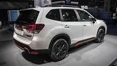 2019 subaru forester photos 2019 subaru forester sport new york 2018 photo gallery