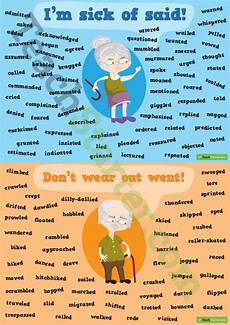 Other Words For Janitor Teaching Resource A Set Of 11 Synonym Posters To Help