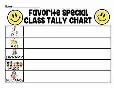 Food Tally Chart Fun Tally Charts By School Is Fun Teachers Pay Teachers