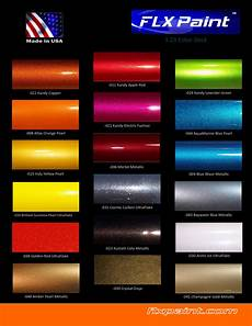 Metallic Car Paint Color Chart Paint Color Chart Metallic Auto And Ppg Colors Woody Nody