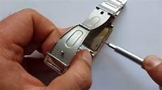 Batterie Wechseln Werkzeugteiliges uhr batterie wechseln ohne werkzeug replace battery