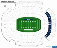 Beaver Stadium Seating Chart View Club Endzone Beaver Stadium Football Seating