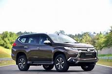 2020 All Mitsubishi Pajero by 2020 Mitsubishi Pajero Sport Looks Modern Nissan Alliance