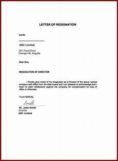 Cover Letter For Resignation Image Result For Resignation Letter Word Format Family