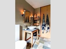 Wooden washbasin   Interior Design Ideas   Ofdesign