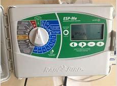 How to program a Rain Bird ESP series sprinkler timer.   Doovi