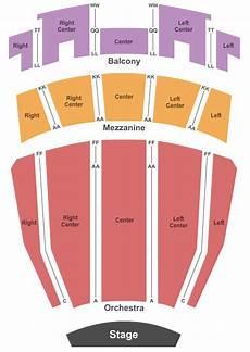 Ovens Auditorium Seating Chart Amp Maps Charlotte
