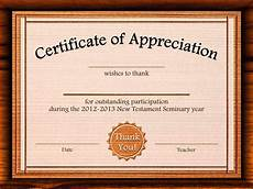 Token Of Appreciation Certificate Certificate Templates Sample Certificates Of Appreciation