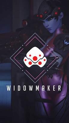 Iphone X Wallpaper Overwatch by Widowmaker 1080 X 1920 Wallpapers 4646523