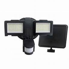 Lowes Security Lights Nature Power Solar Security Light 800 Black Led Night