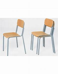 sedie per ristorazione sedia alunni per scuola sovrapponibile faggio tubo 216 22