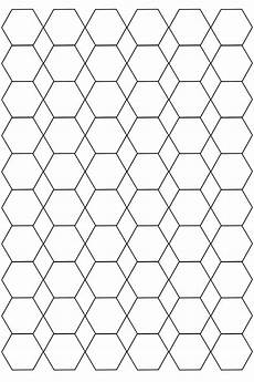 Printable Hex Grid Free Printable Hexagonal Graph Papers Template Free