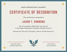 Certificate Of Recognition For Honor Students Customize 90 Student Certificate Templates Online Canva