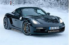 2019 porsche boxster spyder we about the 2019 porsche 718 boxster spyder
