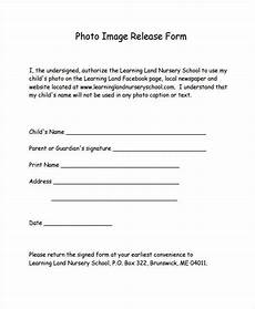 Photo Release Waiver Free 8 Image Release Form Samples In Sample Example Format