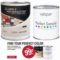 Ace Hardware Paint Colors 0 99 5 94 Valspar Clark Kensington Paint Sles