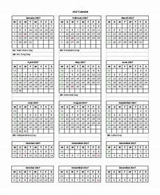 Yearly Calendar Template Word Free 9 Ms Word Calendar Samples In Ms Word