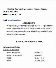 Fresher Accountant Resume Sample 30 Accountant Resume Templates Download Free Amp Premium