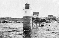 Ram Island Ledge Light Station Ram Island Lighthouse Maine At Lighthousefriends Com