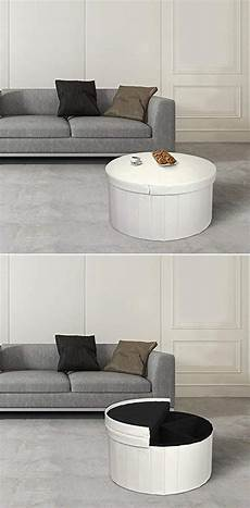 storage coffee table with smart lift top folding