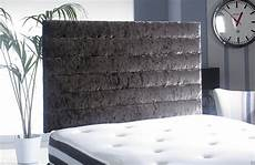 uk made bespoke xavier crushed velvet bedroom headboard