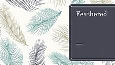Feather Powerpoint Template Powerpoint