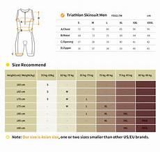 Squat Suit Size Chart Buy Mens Compression Aero One Piece Tri Suit Front Zipper