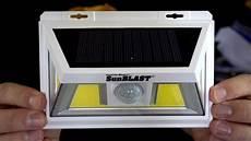 As Seen On Tv Solar Flood Light Atomic Beam Sunblast Review As Seen On Tv Solar Light