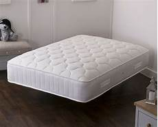 3000 quilted memory foam pocket sprung mattress 3ft 4ft