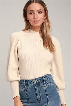 sleeve sweater for sweater sweater balloon sleeve sweater ribbed sweater