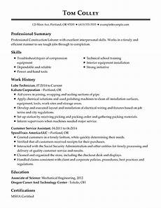 Name Of Resume Examples 30 Resume Examples View By Industry Amp Job Title