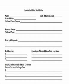 Care Plan Template Health Care Plan Template 15 Word Pdf Format Download