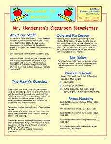 Examples Of Newsletters For Parents From Teachers Pin Preschool Newsletter Samples Cake On Pinterest