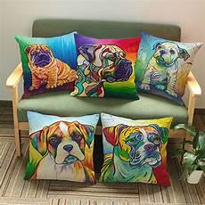 color creative cushion cover print throw pattern