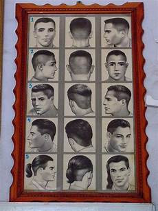 Barber Shop Haircut Styles Chart Barber Shop Hairstyle Chart Instruct Pinterest