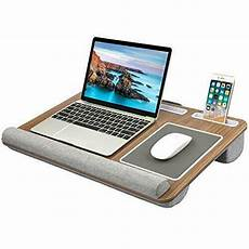 Huanuo Desk Fits Up To 17 Inches by Huanuo Desk Fits Up To 17 Inches Laptop Desk Built