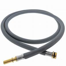 Kitchen Faucet With Sprayer Pulldown Replacement Spray Hose For Hansgrohe Kitchen