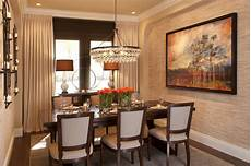 Robeson Design Vibrant Transitional Family Home Dining Room Robeson