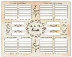 Chart For Family Tree Download This Beautiful Family Tree Chart And Edit With