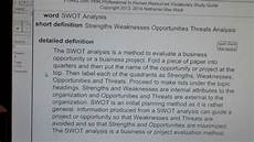 Strengths Of A Manager Swot Analysis Phr Sphr Professional In Human Resources